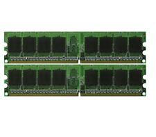 NEW! 2GB 2x1GB DDR2 PC6400 PC2-6400 800 MHz LOW DENSITY Desktop Memory RAM KIT