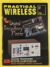 PRACTICAL WIRELESS Magazine - June 1976 - PW Digital Frequency Meter