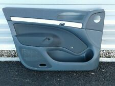 GENUINE SKODA OCTAVIA - FRONT LEFT DOOR CARD (1Z1 867 011F)