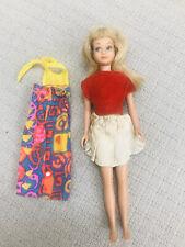 VINTAGE Barbie Doll -Skipper, Blonde Straight Leg