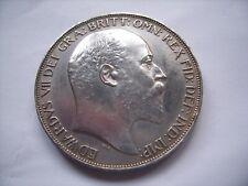 More details for edward v11 1902 silver crown