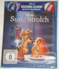 Susi und Strolch  NEU OVP  Blu Ray  Walt Disney