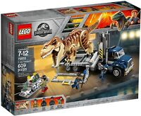 LEGO Jurassic World 75933 - Trasporto Del T. Rex NUOVO RARO