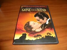 Gone With the Wind (DVD, 2006 Full Frame  2-Disc) Vivien Leigh,Clark Gable Used
