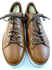 "Allen Edmonds ""PORTER DERBY"" Men's Casual Sneakers 11.5 D Walnut (574)"