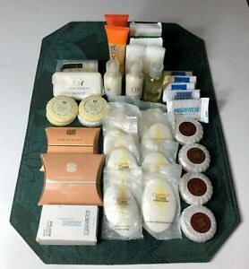 Travel Size Lotions Soap Shampoo Conditioner Hotel Toiletries and More Lot of 37