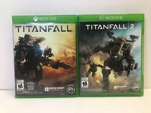 Titanfall + Titanfall 2  -  XBOX ONE