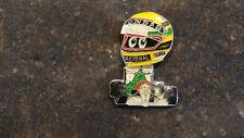 Pin's F1, Formule 1, casque Senna