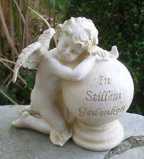Betender  Engel an einer Kugel  -  Dekoration