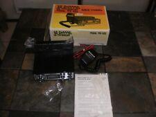 Vintage Mectron 40 Channel Cb Transceiver # Me-400 Nib