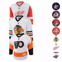 NHL Official REEBOK Replica Jersey Collection Boys Size (4-7)