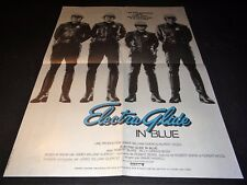 ELECTRA GLIDE IN BLUE affiche cinema 1973