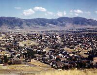 """1942 Butte, Montana Vintage Photograph 8.5"""" x 11"""" Reprint"""