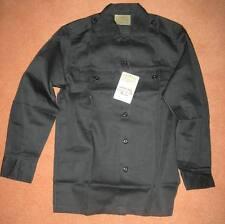 AUSVERKAUF ++ NEUES schwarzes SECURITY - Diensthemd , Langarm in Gr.: XL