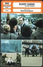 BLOODY SUNDAY - Paul Greengrass (Fiche Cinéma) 2002