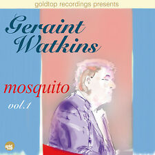 "GERAINT WATKINS 'Mosquito Vol. 1' 10"" vinyl EP 'House on the Prairie' new sealed"