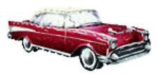 Wrebbit Puzz 3D Puzzle Foam - Classic Cars 1957 Chevy Bel Air Sealed