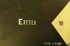 1895  EXETER YEARBOOK ~ THE PEAN ~ PHILLIPS EXETER ACADEMY ~~ very rare!