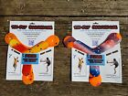 2 Tri-Fly Boomerangs  2 bonus indoor boomerangs: As seen on Dude Perfect