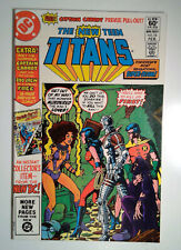 The New Teen Titans #16 (1982) Dc Comics 9.2 Nm- Comic Book