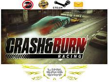 Crash And Burn Racing PC & Mac Digital STEAM KEY - Region Free