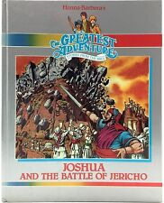 Hanna-Barbera's the Greatest Adventure Stories Joshua and the Battle of Jericho