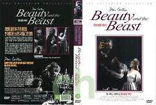 La Belle Et La Bete, Beauty And The Beast (1946) - Jean Cocteau  DVD NEW