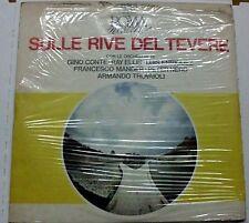 AA.VV. GINO CONTE RAY ELLIS A.TROVAIOLI SULLE RIVE DEL TEVERE LP SEALED ITALY