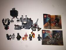The Lego Movie Lot Melting Room Batman & Super Angry Kitty Attack Complete sets