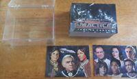 The Complete Battlestar Galactica 72 Card Set (Rittenhouse, 2004) ORIGINAL SHOW