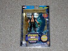 Toy Biz Marvel Legends Series II Namor MOC Brand New Sealed Gold Foil Variant