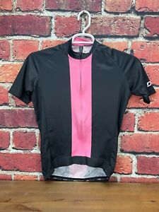 DNA Cycling Men's Small Jersey Short Sleeve DNA Rosa Black/Pink