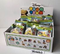 New Disney Tsum Tsum Series 10 Complete Set Of 12 Mystery Stack Pack Carl Potts