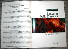 Eastern Folk Dances - Etienne Crausaz - Tuba and accordion
