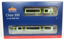 OO Gauge Bachmann 31-031 Class 350 /2 4 Car EMU Desiro London Midland