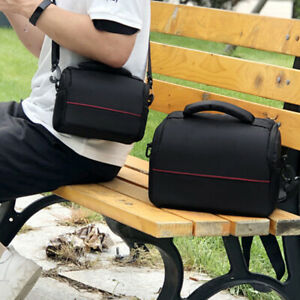 Waterproof Camera Bag Shoulder Case For Sony Alpha A6500 A6300 A6000 A5100 AHFUK