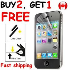 Transparent Clear Screen Protector for iphone 4 / iphone 4S