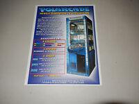 POLARCADE 5 STAR    arcade game flyer