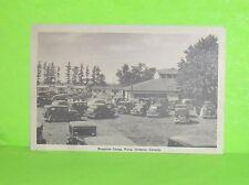 Braeside Camp  Paris   Ontario Canada Vintage Postcard