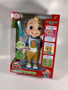 Cocomelon DELUXE INTERACTIVE JJ DOLL Free & Fast Shipping