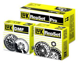 LUK 3PC Repset Clutch Kit + Releaser Release Bearing 624337100