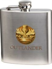 Outlander 6 oz Stainless Steel Flask Brand New in Box!