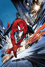 Peter Parker Spectacular Spider-Man #297 Marvel Legacy 1:25 Variant Cover 2017