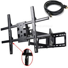 Articulating TV Wall Mount Bracket 39 40 42 47 50 55 60 65 70 Plasma LCD LED 1Y4