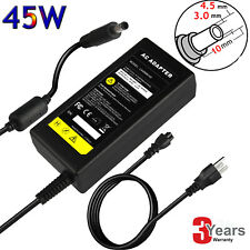 45W For Dell Inspiron 15 3000 5000 7000 Series Laptop Power Supply Charger FAST