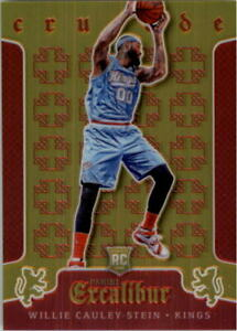 2015-16 Panini Excalibur Crusade Red #41 Willie Cauley-Stein /149