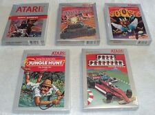 ATARI 2600 GAME 5 LOT NEW SEALED POLE POSITION JUNGLE HUNT BATTLEZONE JOUST ++