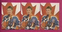 3 X RARE 1990 # 19 TEAM CANADA WAYNE GRETZKY  LIMITED NRMT-MT CARD (INV# A1020)