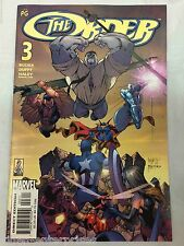 The Order #3 Comic Book Marvel 2002