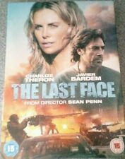 THE LAST FACE*DVD*CHARLIZE THERON*JAVIER BARDEM*JAVIER BARDEM*RATED 15*NEW*